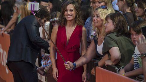 Marta Etura anuncia por sorpresa su embarazo en Vitoria