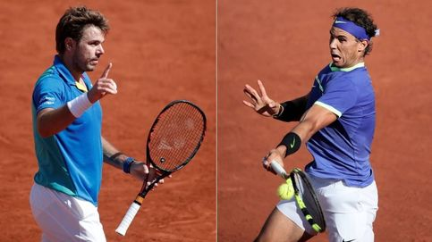 Siga en directo la final de Roland Garros: Stan Wawrinka-Rafa Nadal