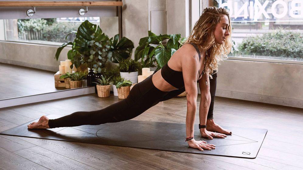Foto: Yoga como opción de entrenamiento (Unsplash)
