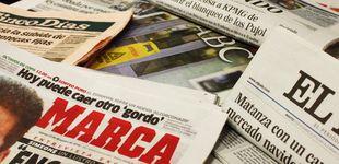 Post de Prensa de papel, en el chasis: la inversión publicitaria también caerá este año