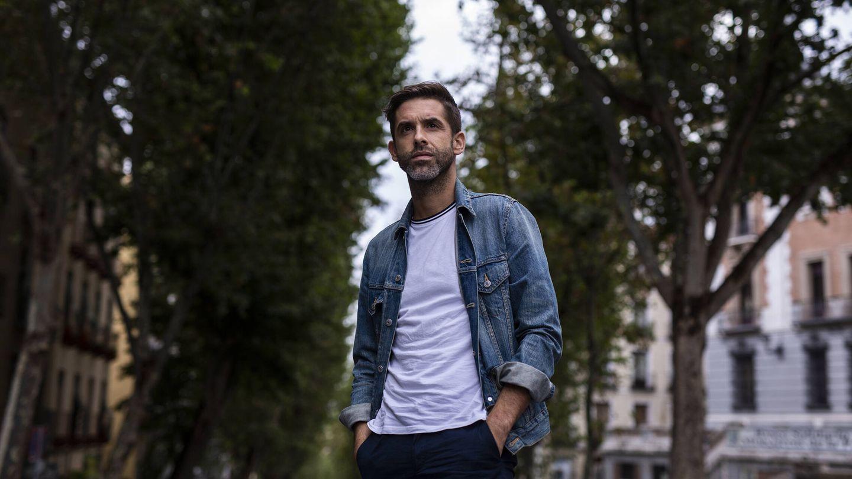 El presentador de 'La sexta noche', José Yélamo. (A. M. V.)
