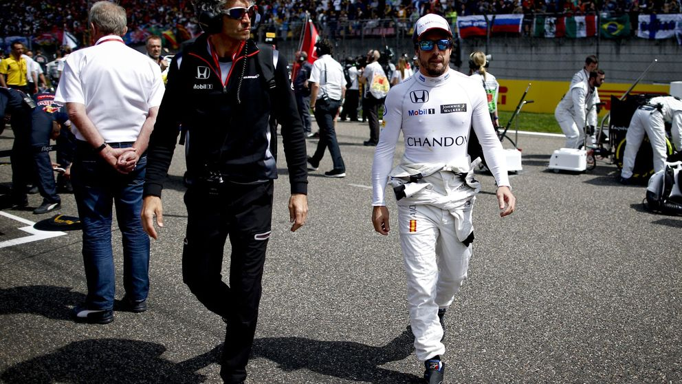 El lenguaje oculto del piloto: Fernando Alonso, visto por sus ingenieros