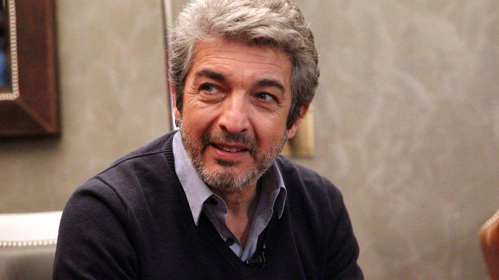 Foto: Ricardo Darín, en una entrevista reciente. (EFE)
