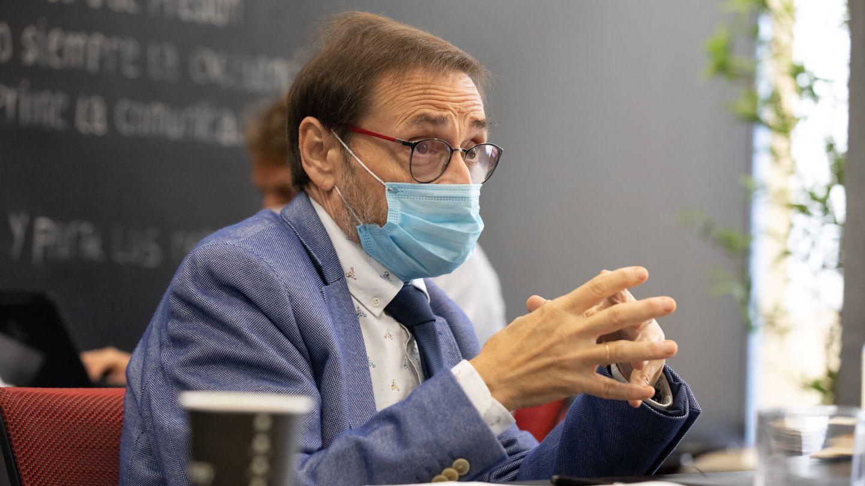 Mariano Carballo, jefe de gabinete de la Secretaría General de Formación Profesional del Ministerio de Educación y Formación Profesional.