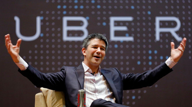 Dimite el CEO de Uber, Travis Kalanick, por presiones de accionistas
