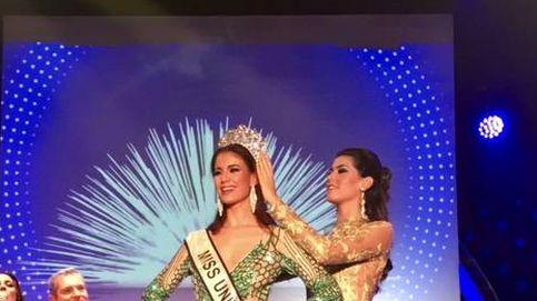 Primeras fotos de Noelia Freire con la corona de Miss Universe Spain 2016