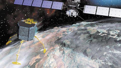 Philae encuentra nuevos compuestos orgánicos en su cometa