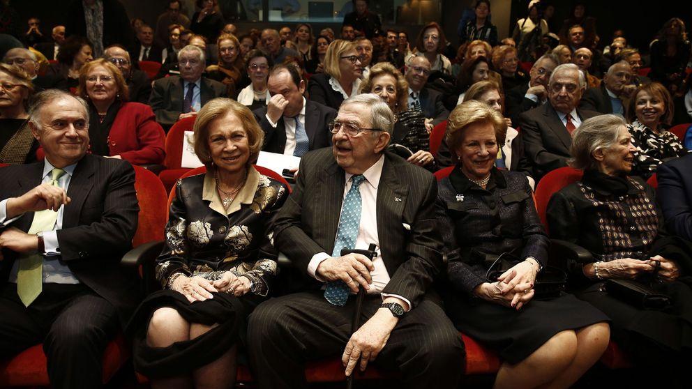 La reina Sofía y su reunión familiar más emotiva: en Grecia y en homenaje a su madre