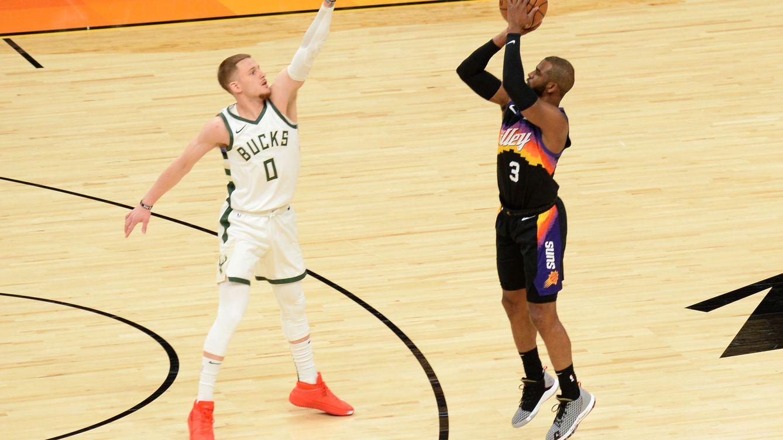 Milwaukee Bucks-Phoenix Suns, la final de la NBA es un oasis en la era de los superequipos