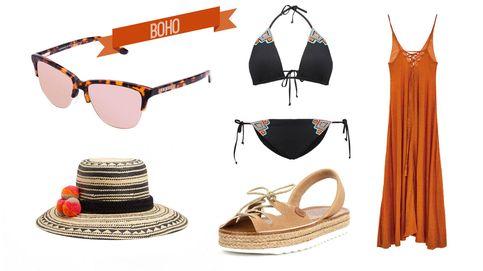 De Chiara Ferragni a Hailey Baldwin, tres looks perfectos para bajar a la playa