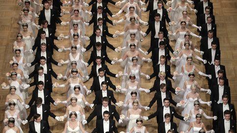 Una noche en el baile de la ópera de Viena