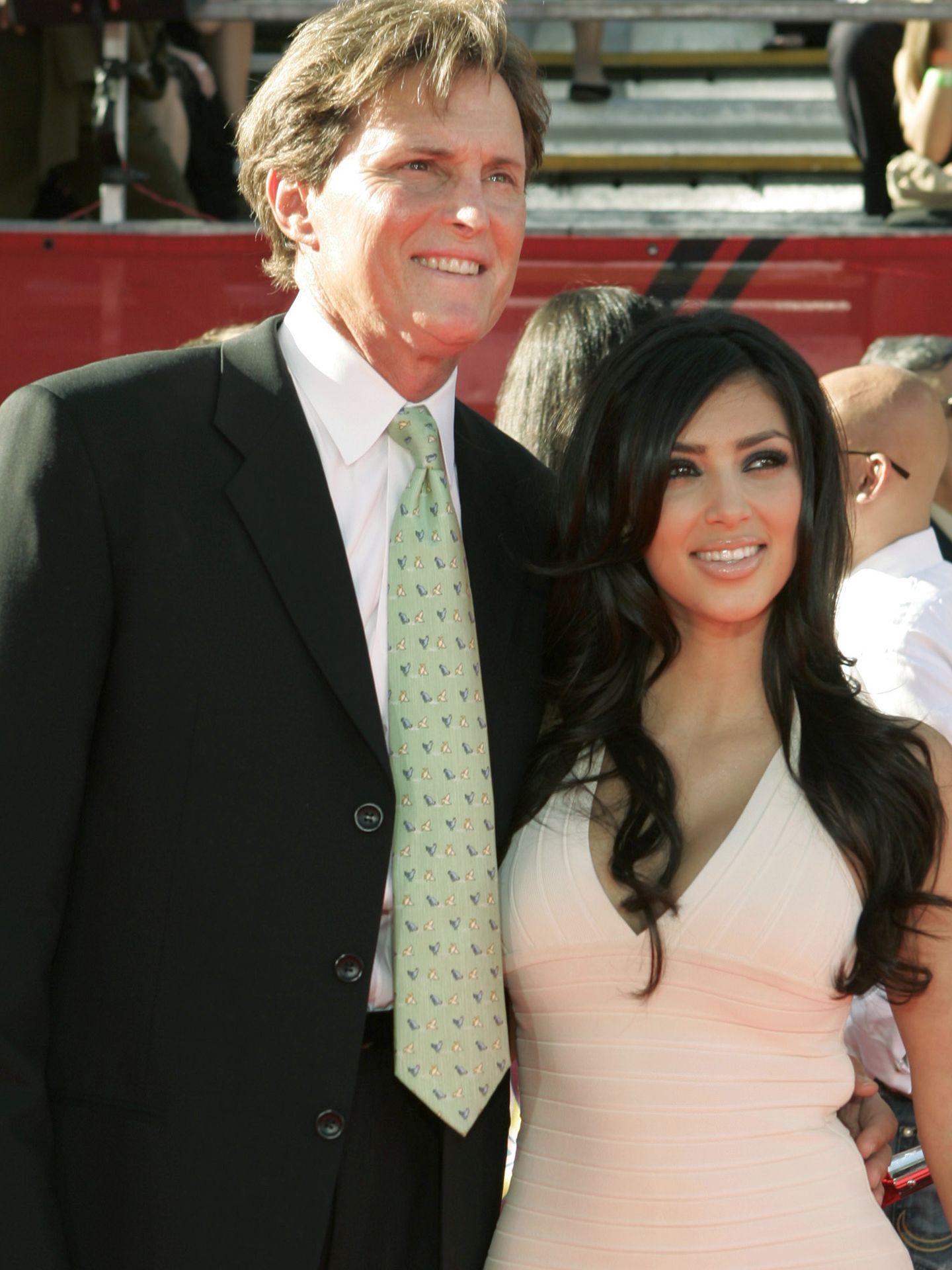 Jenner y Kim Kardashian, en una imagen de archivo (Gtres)