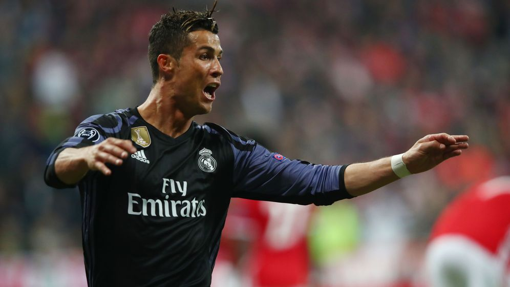 Foto: Cristiano Ronaldo, en una foto de archivo. (EFE)