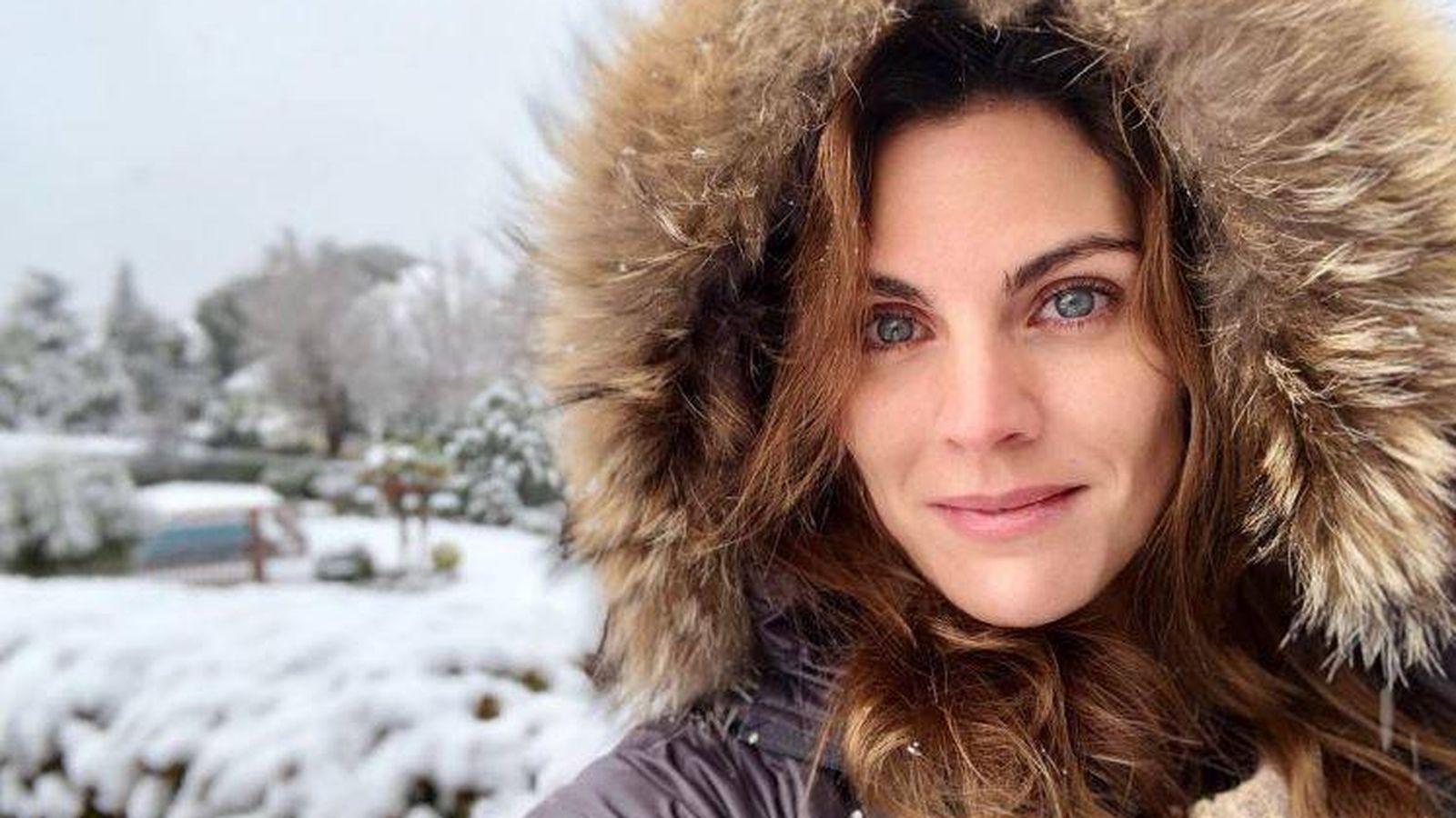 Foto: La actriz Amaia Salamanca en una imagen de su perfil de Instagram.