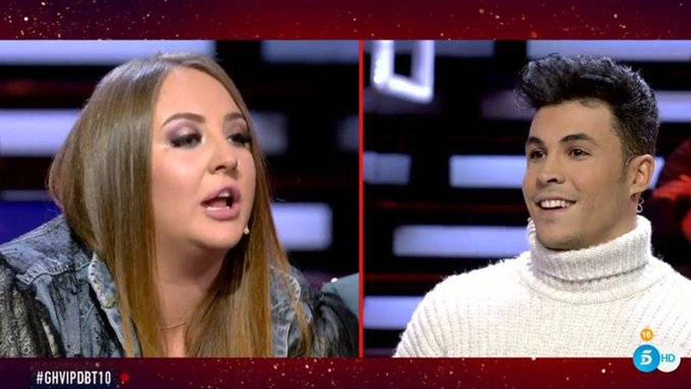Rocío Flores pierde los papeles y amenaza a Kiko Jiménez: Cuidadito