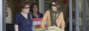 Raquel Sánchez Silva se recupera en Ibiza de la muerte de su marido, Mario Biondo