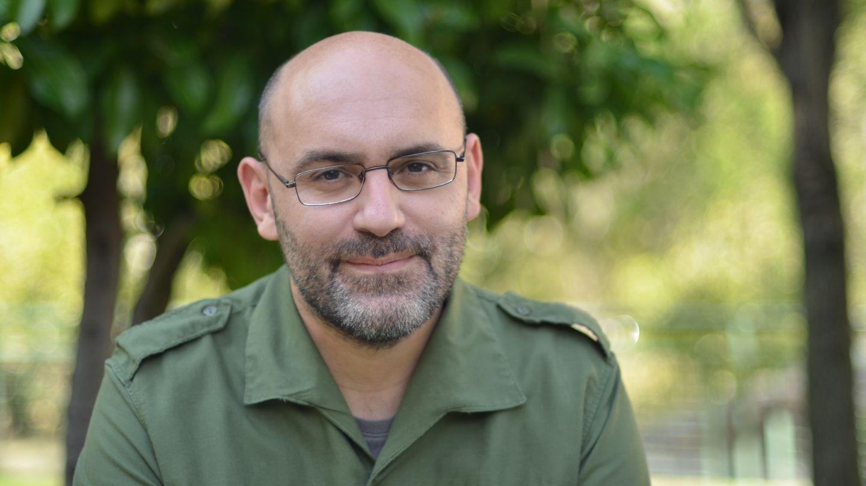 El periodista Víctor Lenore (CLARA MARTÍNEZ LÁZARO)