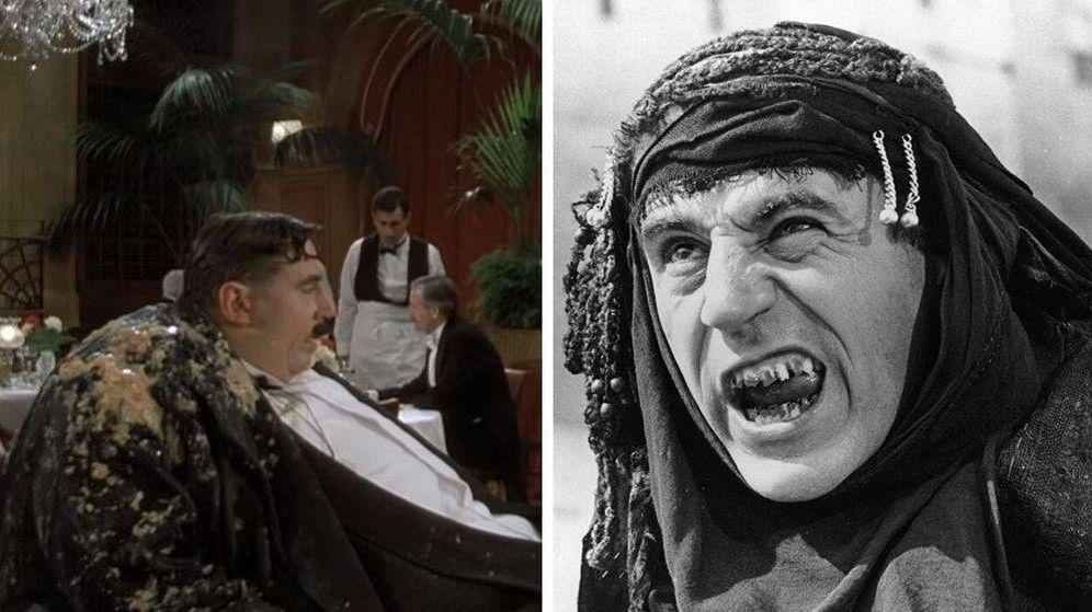 Foto: Los mejores momentos de Terry Jones (Monty Python)