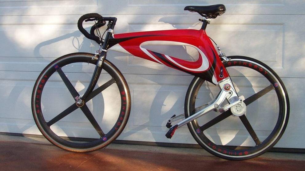 NuBike, la bicicleta sin cadena y con palancas que quiere revolucionar el mercado