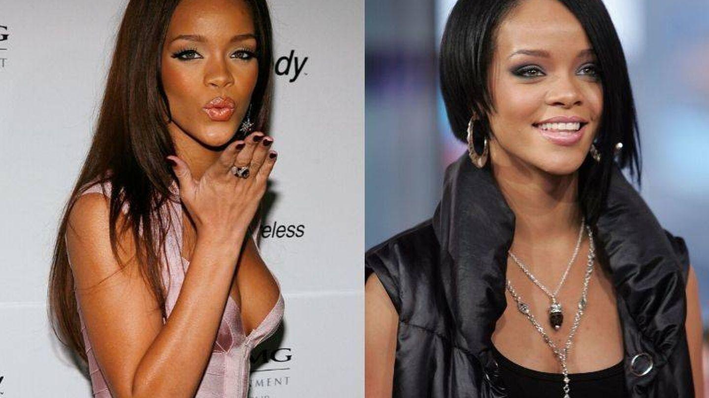 Rihanna, en imágenes de archivo. (Getty)