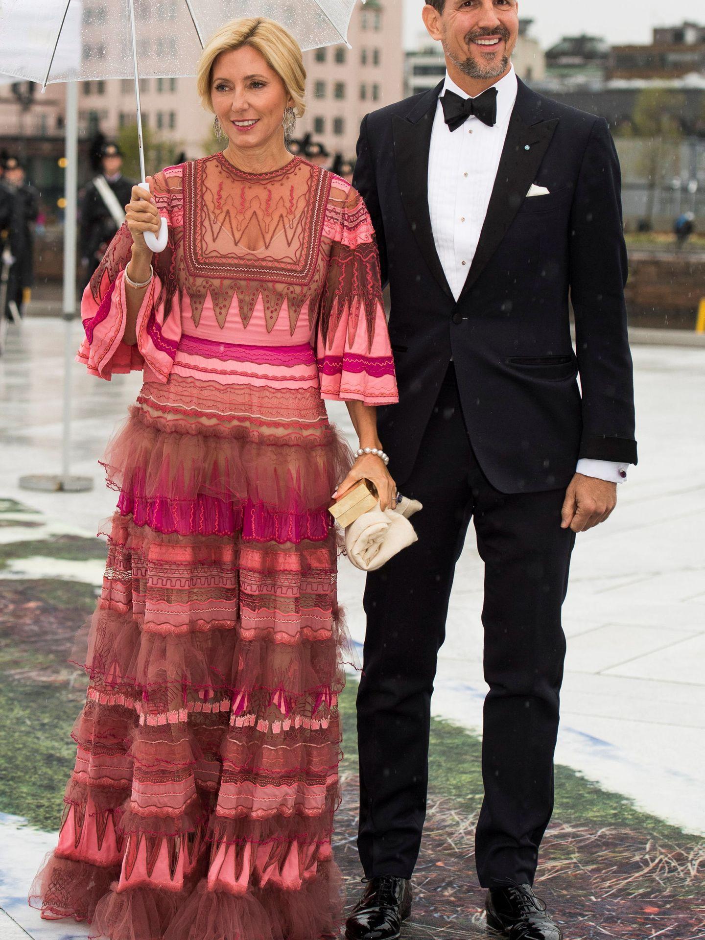 El matrimonio, en una de sus apariciones públicas. (Reuters)