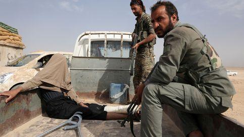 Las fuerzas kurdas toman parte del último reducto del Estado Islámico en Siria