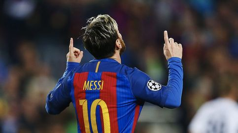 El Barcelona tendrá que bajarse los pantalones para renovar a Messi