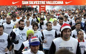 La San Silvestre vallecana cierra el año con nuevos aspirantes al trono