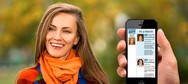 Foto: Una 'app' que te cuenta todo lo que sabe la red de tu nueva cita