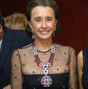 ¿Ha malvendido la condesa de Romanones sus joyas?