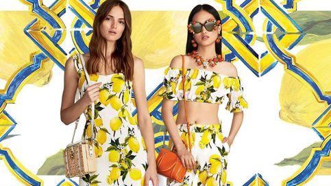 El estampado más cool de limones en H&M y Pull and Bear