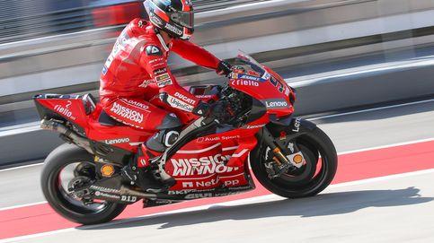 La exhibición de Ducati y la espera de Honda a un Marc Márquez al 100%