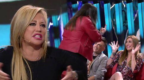 Belén Esteban provoca un broncón entre Miriam y a Pilar en 'GH: el DBT'