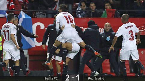 Solo un Sevilla que quiere ser campeón puede tumbar al Madrid más sólido