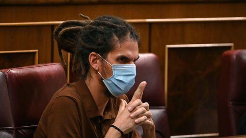 El suplicatorio de Rodríguez (Podemos) pasa sin trabas su primer trámite en el Congreso