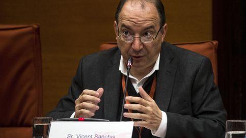 Dimisión fusible en TV3 para salvar a Sanchis