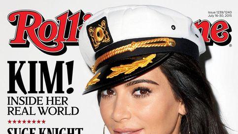 Pechos y culo, las armas de Kim Kardashian para triunfar con cada portada
