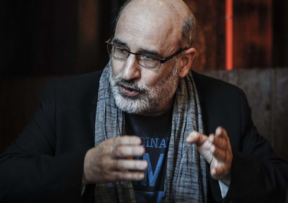 Foto: El escritor vasco Fernando Aramburu (EFE)
