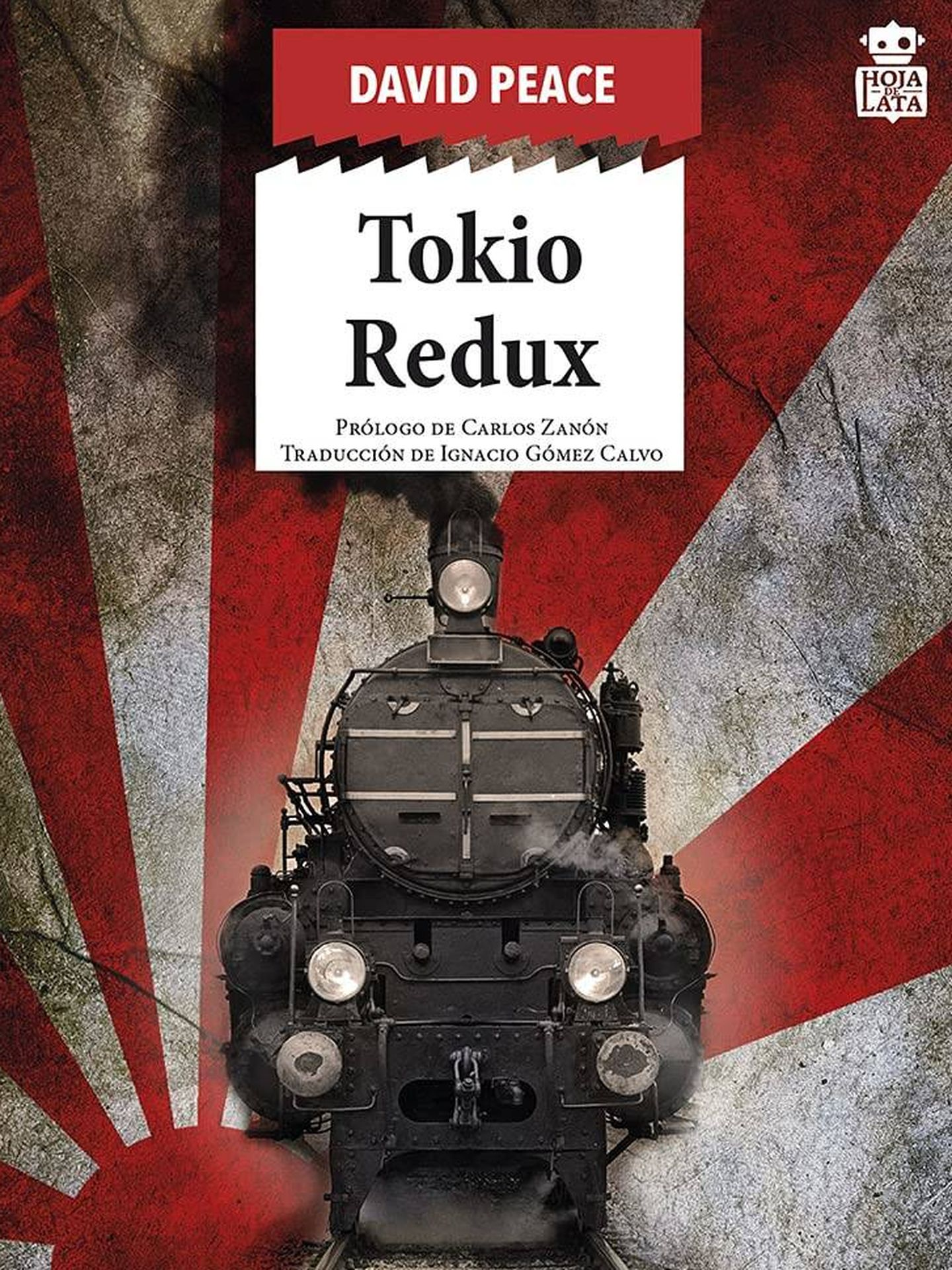'Tokio redux' (Hoja de lata)