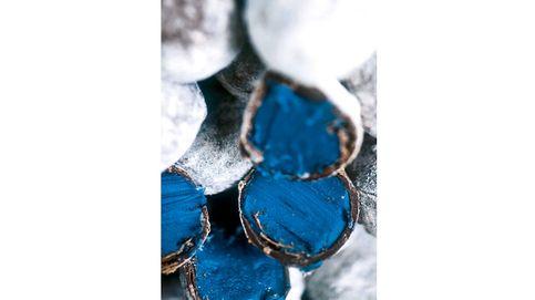 Tras el azul índigo y el Klein, llega el color de Mar de Frades