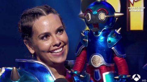 Pedroche, Robot en 'Mask Singer', rompió el secreto antes de concursar