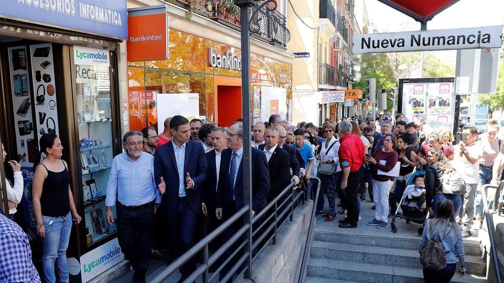 El PSOE avanza en el diseño de la Mesa: mayoría con Podemos, y sin Vox ni ERC
