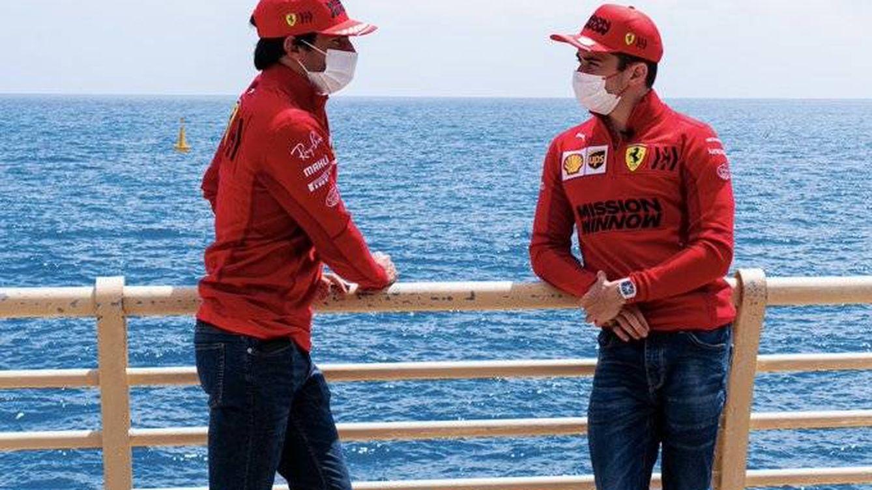 Foto: Carlos Sainz siempre ha destacado en Mónaco, pero en esta ocasión compite en casa de Leclerc.
