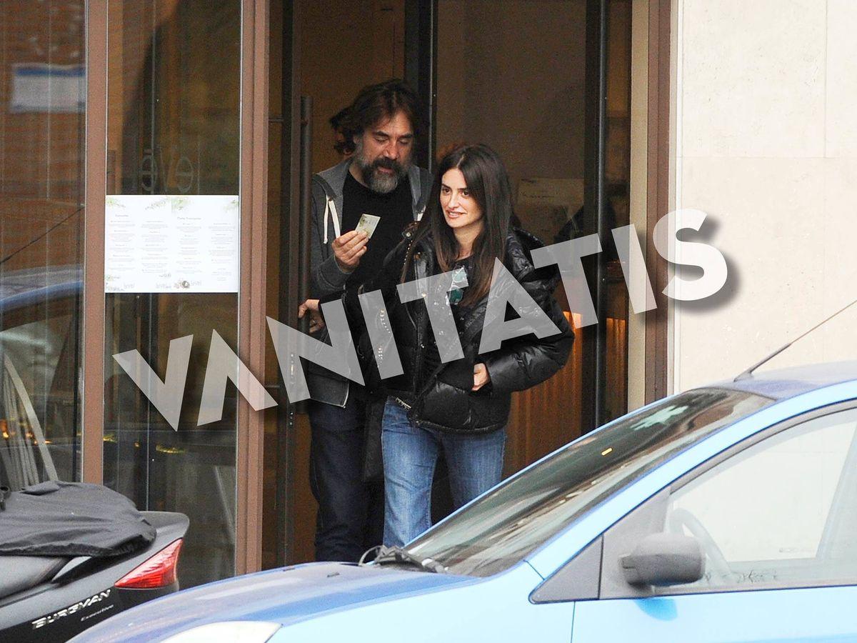 Foto: Los actores Javier Bardem y Penélope Cruz, fotografiados en Madrid. (Agencias)