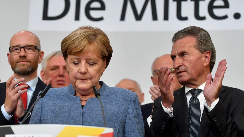 Reconversión industrial, refugiados y cambio demográfico: los retos de Merkel