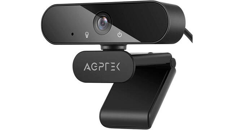 Webcam con micrófono AGPTEK