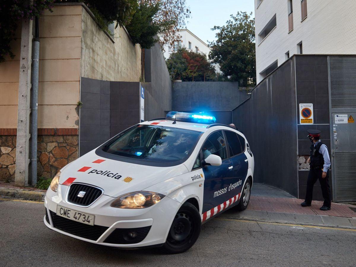 Foto: Mossos d'Esquadra, en una imagen de archivo. (EFE)