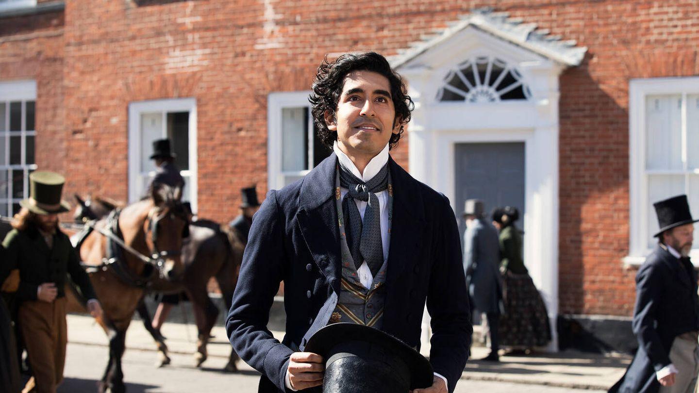 Dev Patel, en esta adaptación de la novela de Dickens. (Movistar+)