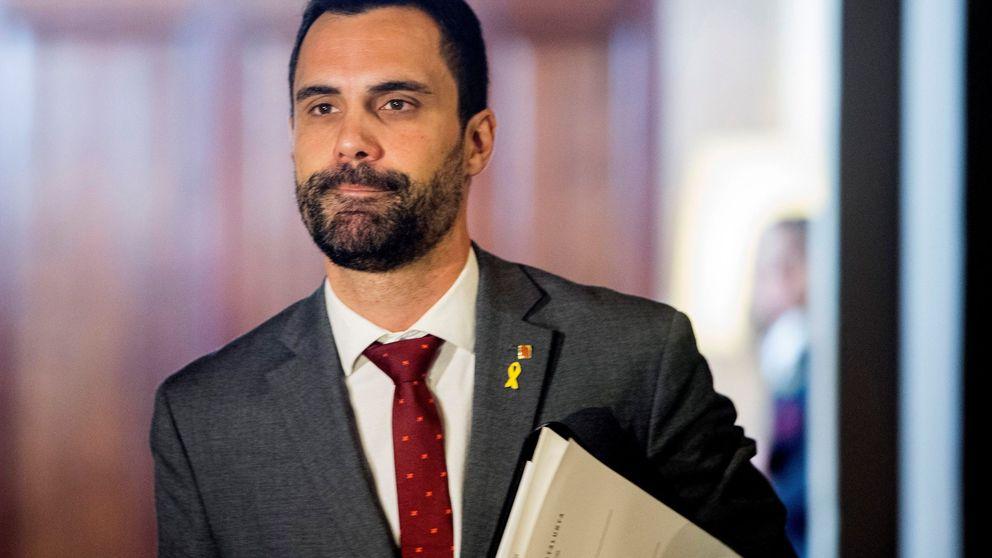 El TSJC rechaza investigar a Torrent por proponer investir a distancia a Puigdemont