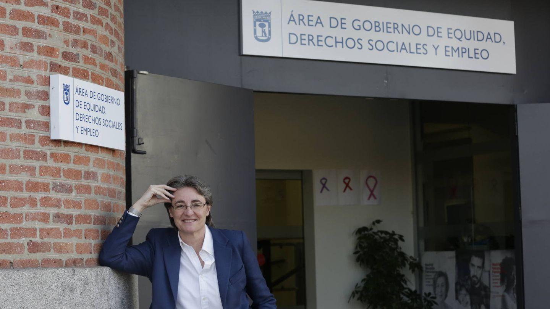 Marta Higueras. (Vanitatis)